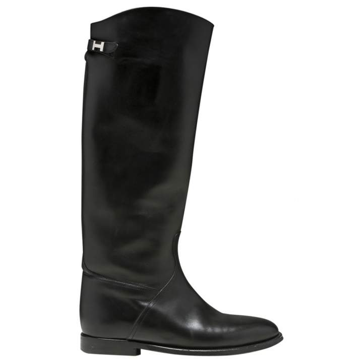Hermes Jumping riding boots