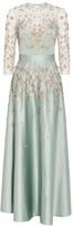 Temperley London Glen Long Sleeves Dress