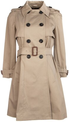 Miu Miu Belted Trench Coat