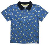 Sovereign Code Sovereign CodeTM Bananas Polo Shirt in Blue