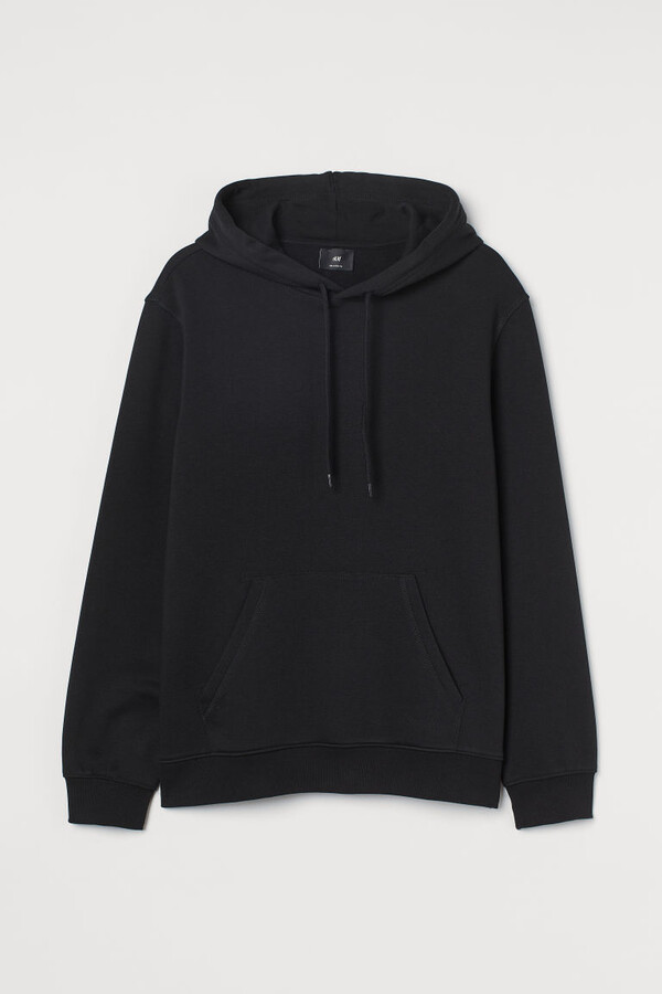 Thumbnail for your product : H&M Relaxed-fit Hoodie - Black