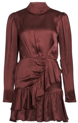 IRO Osiam ruffled dress