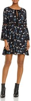 Ella Moss Adara Cutout Bell Sleeve Dress