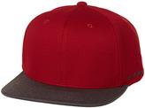 Flexfit Flex Fit Cool And Dry 2 Tone Snapback Cap Black