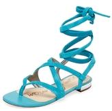 Sam Edelman Davina Suede Lace-Up Sandal