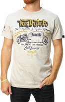 Von Dutch Men's Rat Rod Graphic T-Shirt