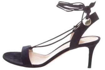 Gianvito Rossi Cherry 70 Sandals
