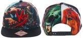 Marvel Character Good vs. Evil Snapback Baseball Cap