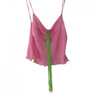 Maria Grachvogel Pink Top for Women