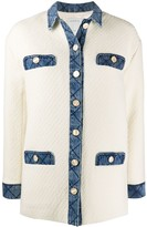 Sandro Paris tweed jacket