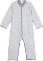 Petit Bateau Fleece overpyjamas