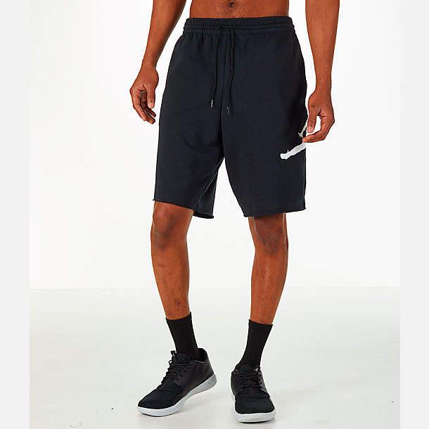 Nike Men's Jordan Sportswear Air Jumpman Fleece Shorts