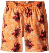 Vilebrequin Kids - Sashimi Exotic Swim Trunk Girl's Swimwear