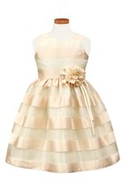 Sorbet Girl's Stripe Sleeveless Dress