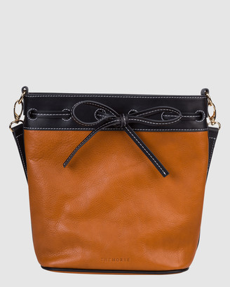 The Horse - Women's Brown Leather bags - Bucket Bag - Size One Size at The Iconic