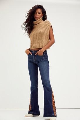 Free People Farrah Autumnal Jeans