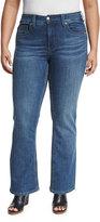 Melissa McCarthy 5-Pocket Boot-Cut Jeans, Plus Size