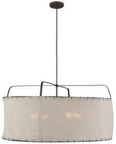 ED Ellen Degeneres Crafted By Generation Lighting Dunne 4 - Light Single Drum Pendant crafted by Generation Lighting