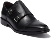 To Boot Zane Leather Double Monk Strap Loafer