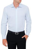 Geoffrey Beene Richards Dobby Slim Fit Shirt
