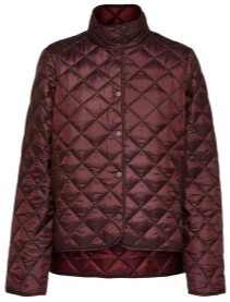 Selected Quilted Plastic Change Jacket - 10