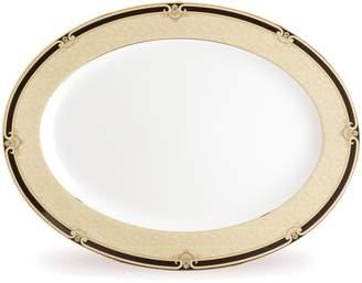 Noritake Braidwood 34 cm Oval Platter