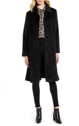 HiSO Wool & Alpaca Blend Coat