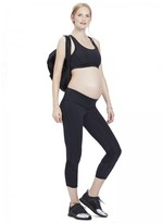 Hatch The Ultimate Cropped Legging - Black
