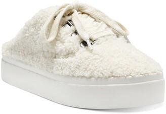 Lucky Brand Tolini Faux Fur Sneaker Mule