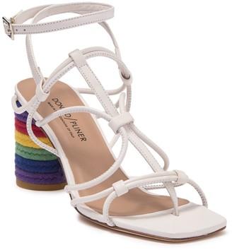 Donald J Pliner Wesli Rainbow Strappy Sandal
