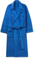 Anderson & Sheppard - Cotton-terry Robe