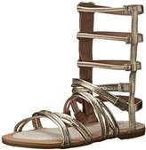 Stuart Weitzman Camia Spartalo Mid Shaft Gladiator Sandal (Little Kid/Big Kid)