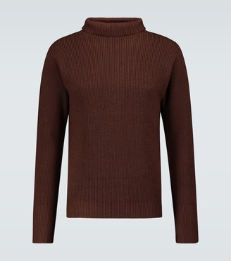 Barena Cimador Cruna ribbed turtleneck