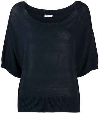 P.A.R.O.S.H. A Relaxed Knit Jumper