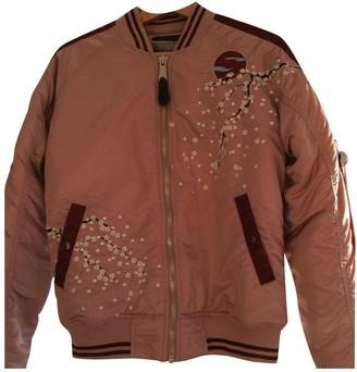 Alpha Industries Pink Jackets