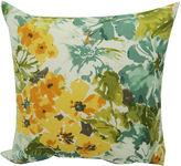 Asstd National Brand Summer Garden Floral Outdoor Pillow