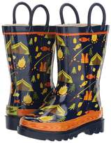 Western Chief Limited Edition Summer Camp Rain Boot Boys Shoes
