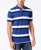 Tommy Hilfiger Men's Ace Striped Polo