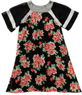 Bloome Girls 7-16 Rose Printed Dress
