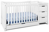 Stork Craft Storkcraft Graco Remi 4-in-1 Convertible Crib and Changer