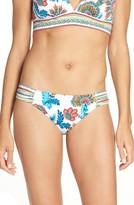 Tommy Bahama Women's Fira Hipster Bikini Bottoms