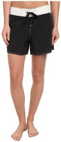 """Tommy Bahama Colorblock Boardshort 5"""" Cover-Up"""