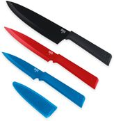 Kuhn Rikon Colori Plus Professional 3-Piece Knife Set