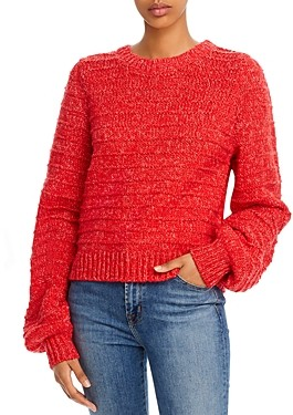Joie Kore Ribbed Knit Sweater