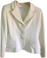 Ungaro Ecru Wool Jacket for Women Vintage