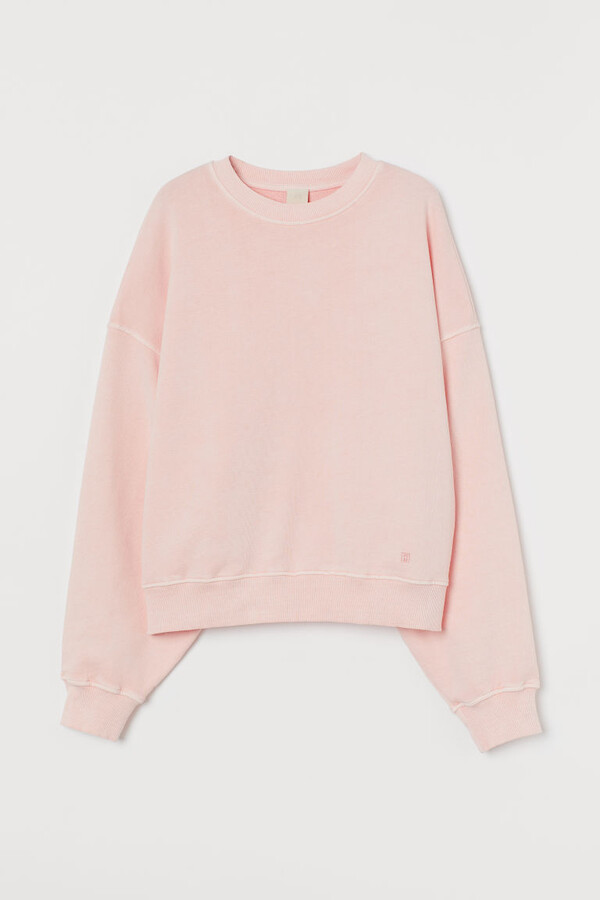 Thumbnail for your product : H&M Oversized Sweatshirt - Pink