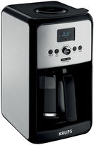 Krups Savoy Stainless Steel 12-Cup Coffee Maker