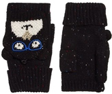 Pauls Boutique Paul's Boutique Bear Mittens - Black