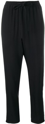 RED Valentino Tapered Leg Relaxed Trousers