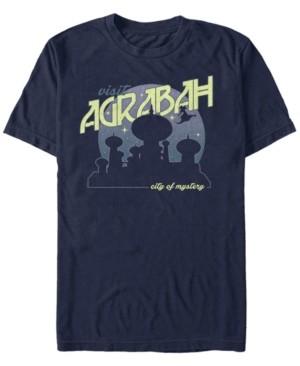 Disney Men's Aladdin Visit Agrabah, Short Sleeve T-Shirt